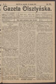 Gazeta Olsztyńska, 1903, nr 13
