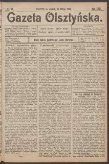 Gazeta Olsztyńska, 1903, nr 18