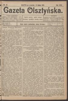 Gazeta Olsztyńska, 1903, nr 22