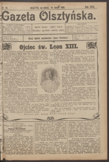 Gazeta Olsztyńska, 1903, nr 26