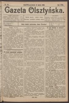 Gazeta Olsztyńska, 1903, nr 30