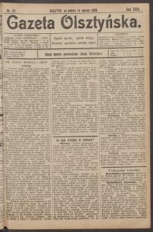 Gazeta Olsztyńska, 1903, nr 32