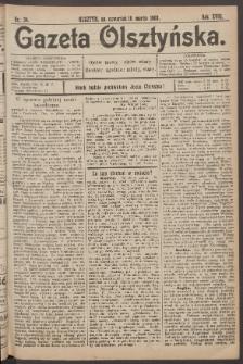 Gazeta Olsztyńska, 1903, nr 34