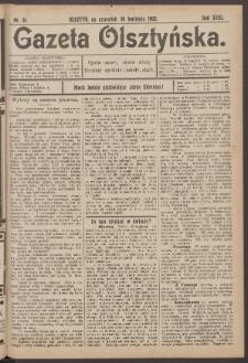 Gazeta Olsztyńska, 1903, nr 51