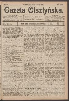 Gazeta Olsztyńska, 1903, nr 55
