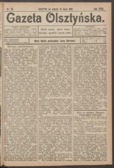 Gazeta Olsztyńska, 1903, nr 59