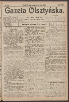 Gazeta Olsztyńska, 1903, nr 63