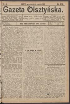 Gazeta Olsztyńska, 1903, nr 65