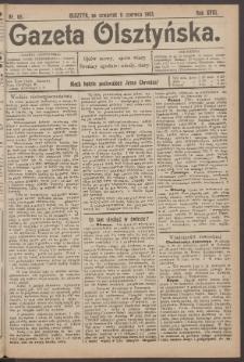Gazeta Olsztyńska, 1903, nr 68