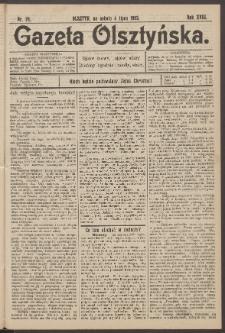 Gazeta Olsztyńska, 1903, nr 78