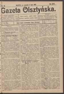 Gazeta Olsztyńska, 1903, nr 80