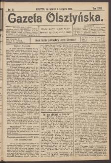 Gazeta Olsztyńska, 1903, nr 91