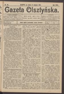 Gazeta Olsztyńska, 1903, nr 96