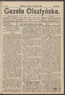 Gazeta Olsztyńska, 1903, nr 114