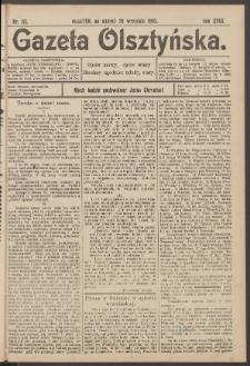 Gazeta Olsztyńska, 1903, nr 115