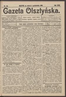 Gazeta Olsztyńska, 1903, nr 118