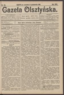 Gazeta Olsztyńska, 1903, nr 125