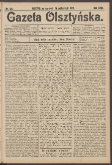 Gazeta Olsztyńska, 1903, nr 128