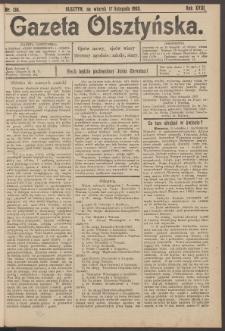 Gazeta Olsztyńska, 1903, nr 136
