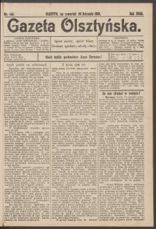 Gazeta Olsztyńska, 1903, nr 140