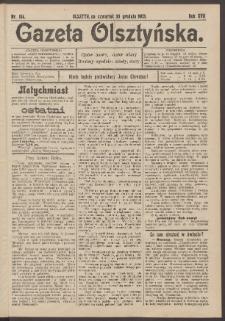 Gazeta Olsztyńska, 1903, nr 154