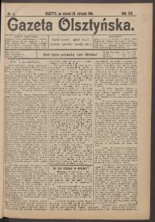 Gazeta Olsztyńska, 1904, nr 11