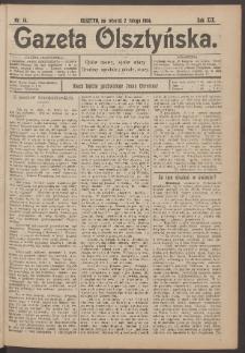 Gazeta Olsztyńska, 1904, nr 14