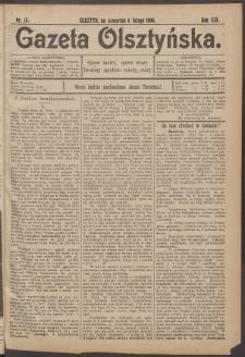 Gazeta Olsztyńska, 1904, nr 15