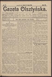 Gazeta Olsztyńska, 1904, nr 22