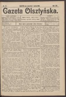 Gazeta Olsztyńska, 1904, nr 27
