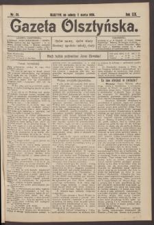 Gazeta Olsztyńska, 1904, nr 28