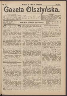 Gazeta Olsztyńska, 1904, nr 34