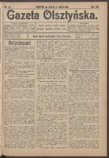 Gazeta Olsztyńska, 1904, nr 35