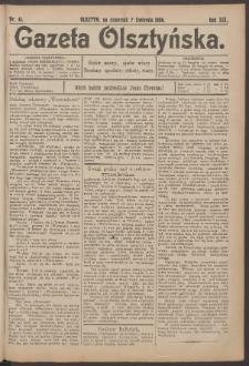 Gazeta Olsztyńska, 1904, nr 41