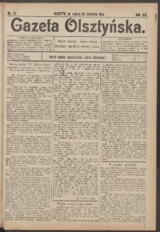 Gazeta Olsztyńska, 1904, nr 51
