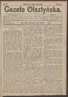 Gazeta Olsztyńska, 1904, nr 57