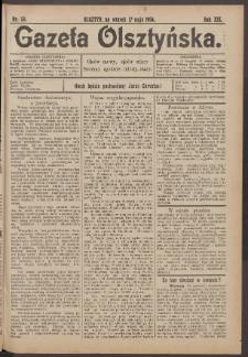 Gazeta Olsztyńska, 1904, nr 58