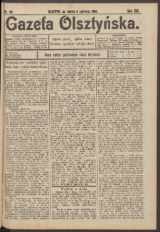 Gazeta Olsztyńska, 1904, nr 65
