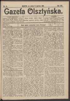 Gazeta Olsztyńska, 1904, nr 74