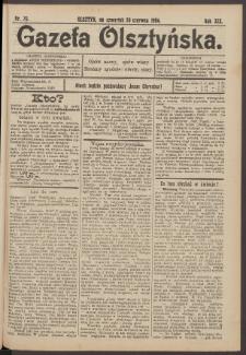 Gazeta Olsztyńska, 1904, nr 76