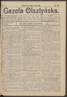 Gazeta Olsztyńska, 1904, nr 77