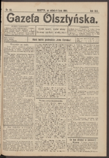 Gazeta Olsztyńska, 1904, nr 80