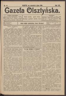 Gazeta Olsztyńska, 1904, nr 82