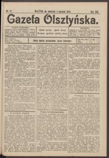 Gazeta Olsztyńska, 1904, nr 91