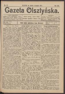 Gazeta Olsztyńska, 1904, nr 92