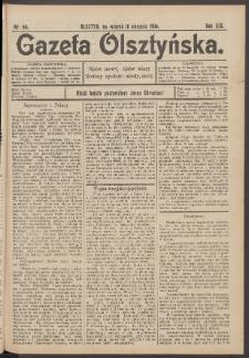 Gazeta Olsztyńska, 1904, nr 96