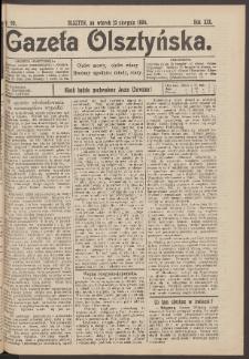 Gazeta Olsztyńska, 1904, nr 99