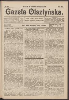 Gazeta Olsztyńska, 1904, nr 100