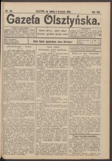 Gazeta Olsztyńska, 1904, nr 104