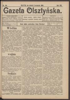 Gazeta Olsztyńska, 1904, nr 108